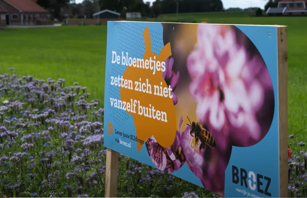 Broez geeft kleur aan Twente