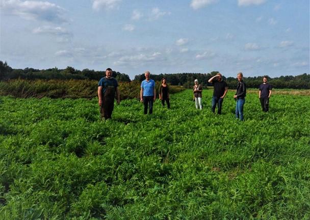 Excursie: Wilde plantenteelt voor biomassa in Duitsland
