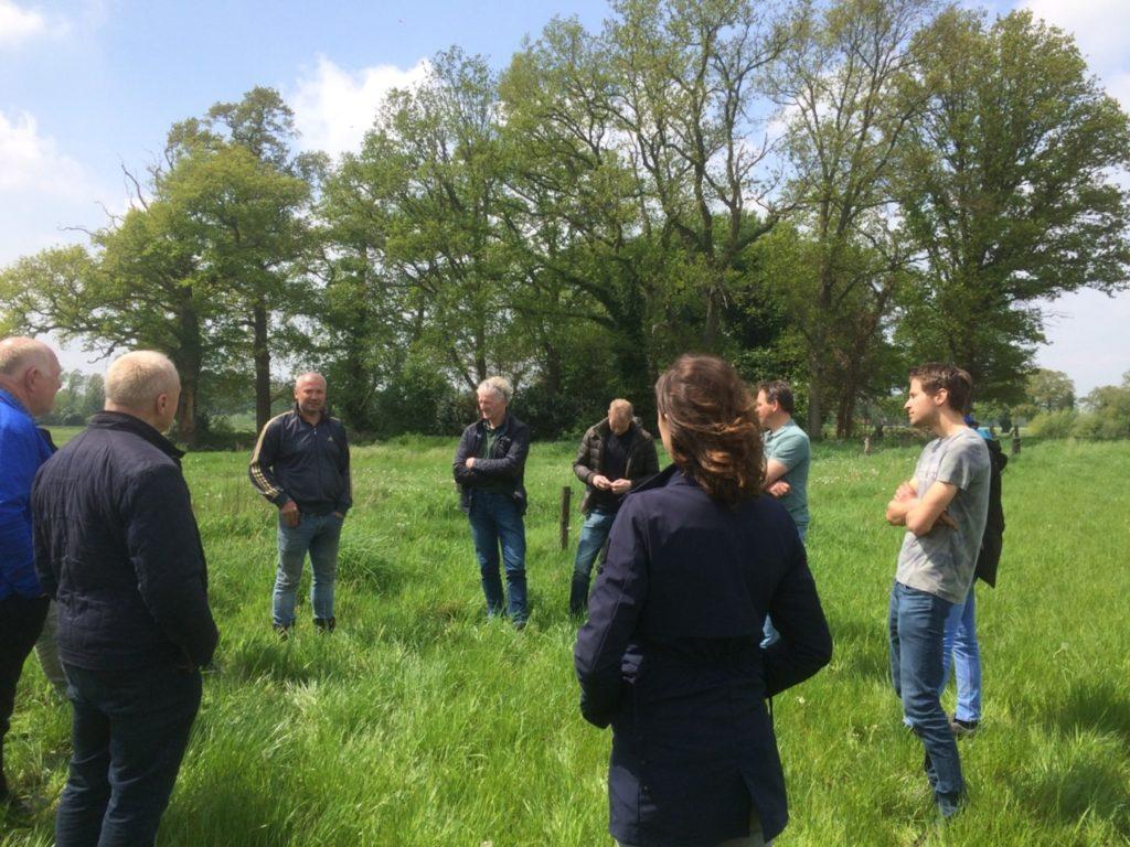 Zenderense Es biedt inspiratie op het gebied van Natuurinclusieve landbouw